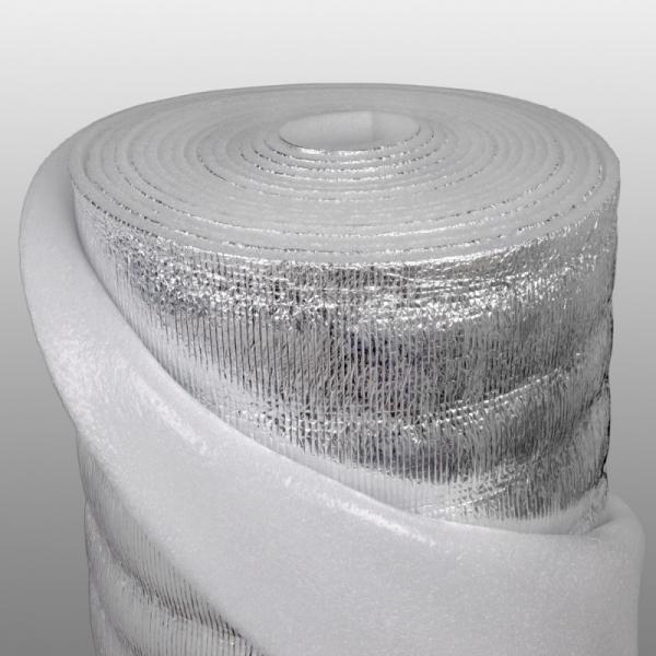Отражающая изоляция  с фольгированным покрытием (ПФ)ИЗОКОМ ПФ