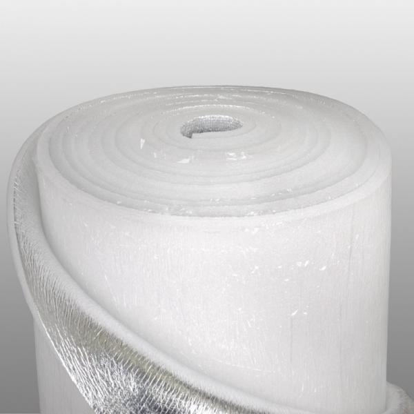 Самоклеющаяся отражающая изоляция с фольгированным покрытием (ФС)